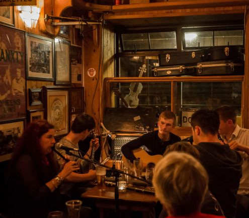 Doolin - Music - Nightly Traditional Music Sessions - McGanns