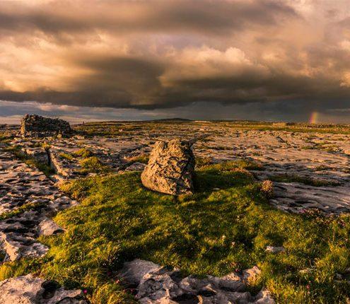 Burren-Rainbow