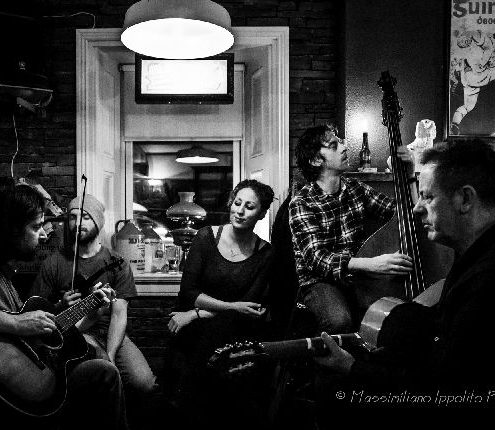 Wild Atlantic Sessions Fitzpatricks bar at Hotel Doolin