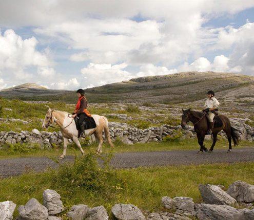 Doolin Horse Riding