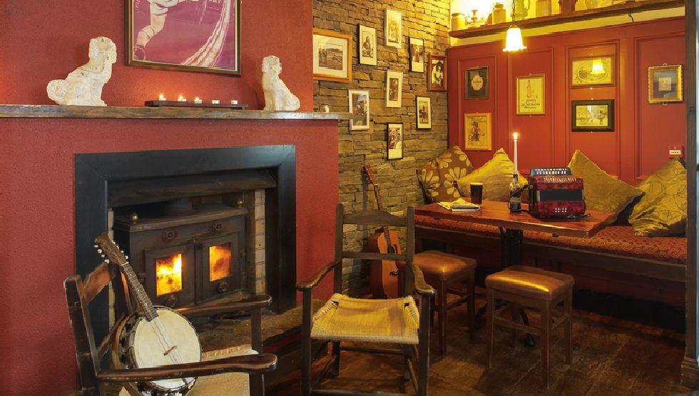 Fitzpatricks Bar Dine