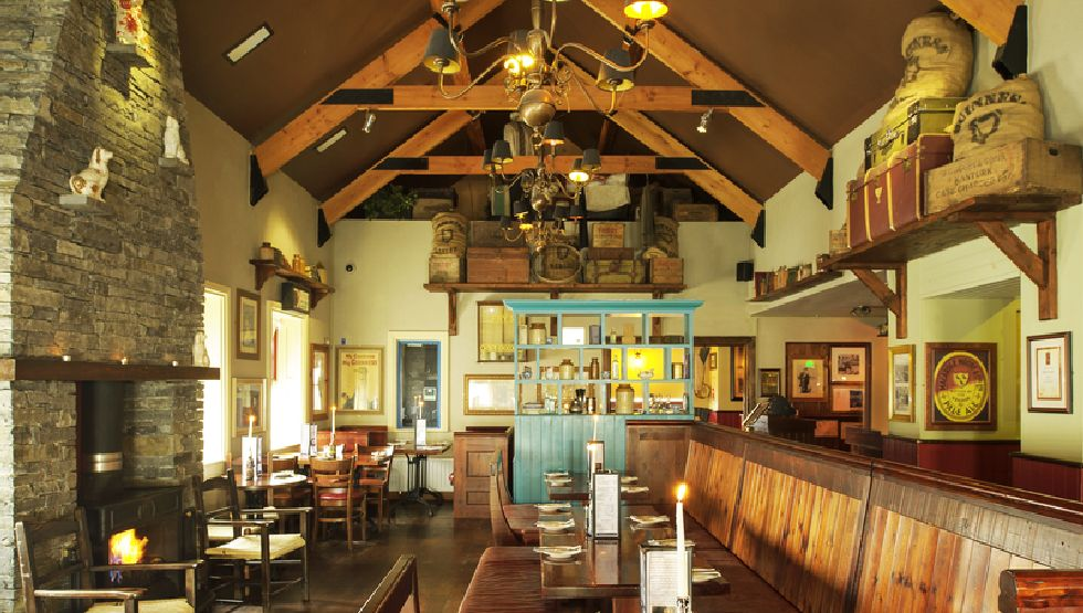 Hotel_Doolin Fitzpatricks Barn Dine Accommodation