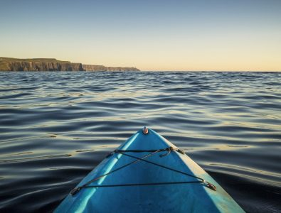 Doolin Stories Kayak Atlantic Ocean