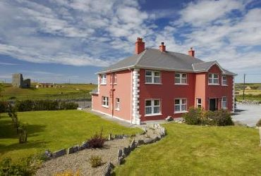 Moloney House bed and breakfast Accommodation in Doolin