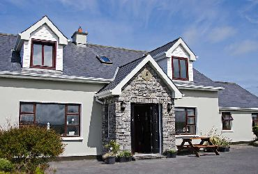 Seascape bed and breakfast Accommodation in Doolin