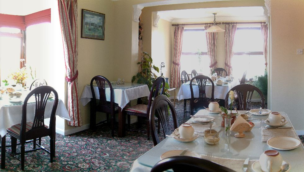 Churchfield Bed and Breakfast Accommodation Stay
