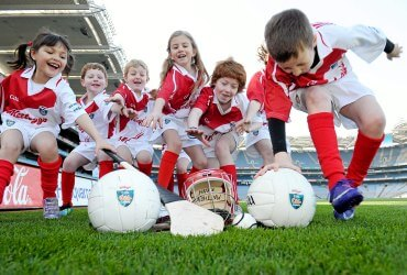 Doolin - Do - Kids - Children - Sport - Gaelic Football
