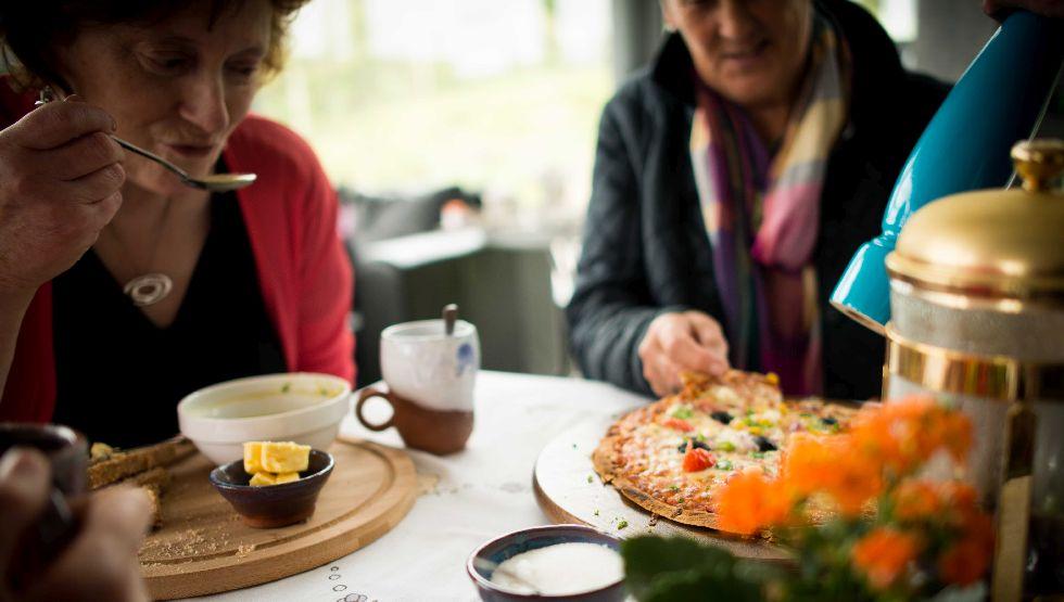 Doolin Cave Cafe Food Dine