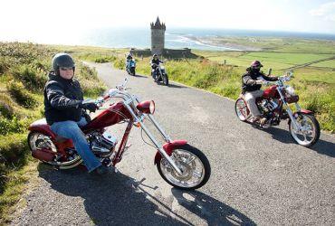 Doolin Festival Harley Fest Bike Fest