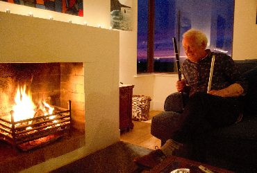 Doolin Music House, Christy Barry.
