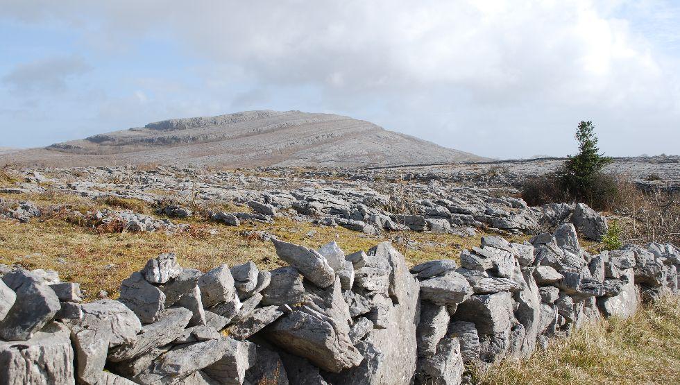 Mulloughmore Mountain, Burren, Co. Clare