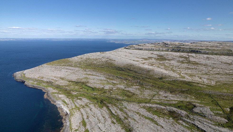 Black Head, Fanore, R 477, The Burren, Co. Clare, Wild Atlantic Way