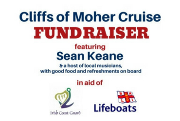 fundraiser event doolin county clare