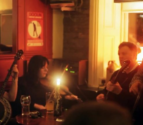 doolin music scene