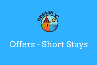 doolin special offers - short stays